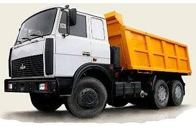 Самосвал МАЗ 5516Х5-480-050