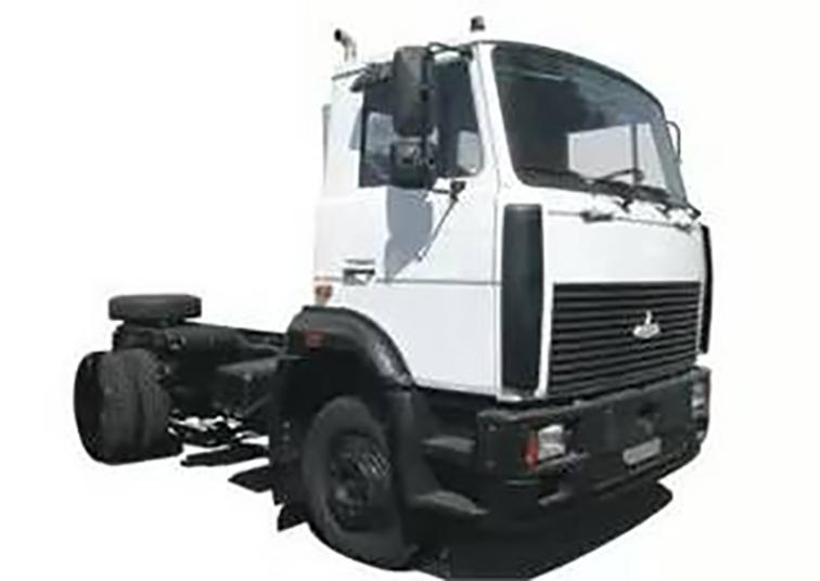 Шасси МАЗ 4380Р2-440-201