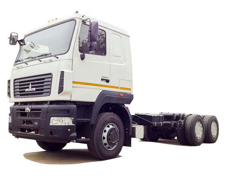Шасси МАЗ 6312В5-8429-012